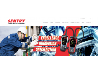 New Sentry Official Website